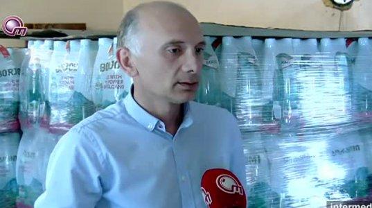 წელს ქართული მინერალური წყლების ექსპორტი შეჩერდა (ვიდეო)