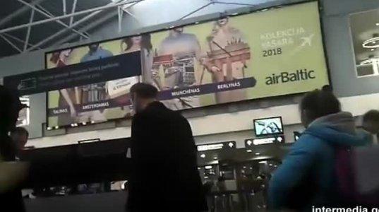 ფარული კადრები - კუპრავა საზღვარგარეთ გია უდესიანის შვილს შეხვდა (ვიდეო)