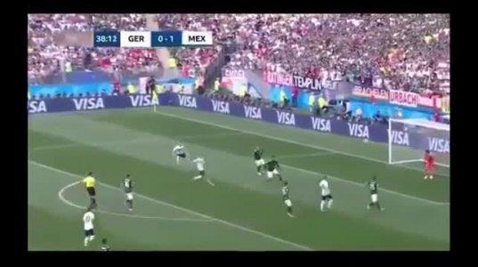 გერმანია-მექსიკა-0:1-მსოფლიო თასი 2018