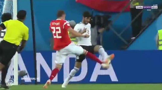 რუსეთი -ეგვიპტე-3:1-მსოფლიო ჩემპიონატი 2018