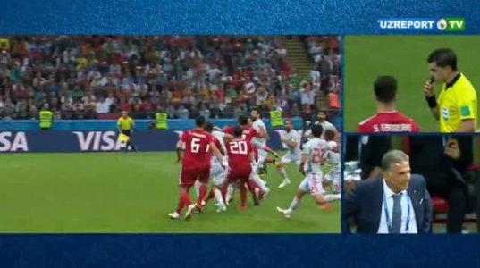 ირანი-ესპანეთი-0:1-მსოფლიო ჩემპიონატი 2018