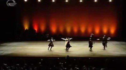 ქართული ცეკვა როგორც ასეთი...ნინო ანანიაშვილი და სუხიშვილები