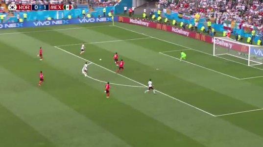 სამხრეთ-კორეა-მექსიკა-1:2 მსოფლიო ჩემპიონატი 2018