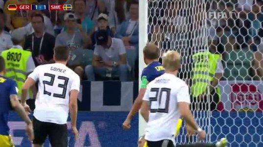 გერმანია-შვედეთი-2:1-მსოფლიო ჩემპიონატი 2018