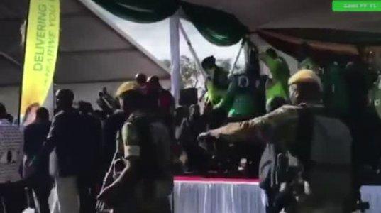 ზიმბამბვეს პრეზიდენტის მკვლელობის მცდელობა მარცხით დამთავრდა