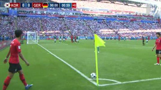 სამხრეთ კორეა 2:0 გერმანია - მატჩის საუკეთესო მომენტები