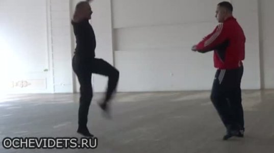 საბრძოლო ხელოვნება ცეკვით, მოძრაობებს თუ დაუკვირდებით უეჭველი ქართულია