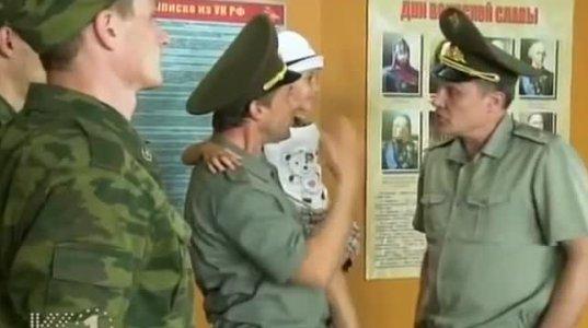 ზესახალისო სკეტჩი რუსულ არმიაზე, ვფიქრობ მოგეწონებათ