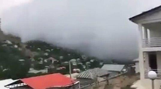 ვიდეო გადაღებულია ირანის ერთ სოფელში-გაზნაზარში