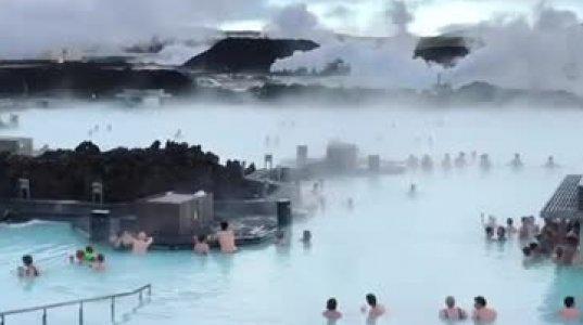 სამოთხე  დედამიწაზე-ცისფერი ლაგუნა  ისლანდიაში