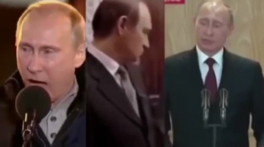 დასტური იმისა, რომ პუტინი დიდი ხანია გარდაიცვალა და რეალურად რუსეთს ახლა მისი ორეული მართავს