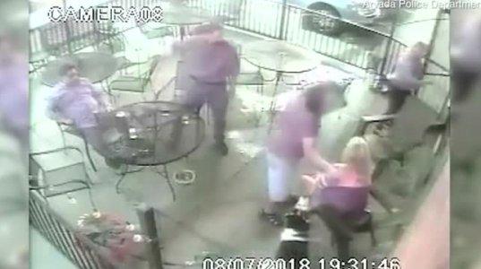 კოლორადოს შტატში ეძებენ ჰასკის პატრონს,რომელმაც ქალს სახე დაუსახიჩრა