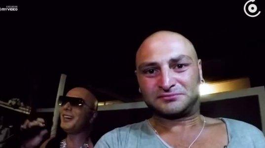 გია სურამელაშვილი და რობერტო მავანი გრიგოლეთში (ვიდეო)