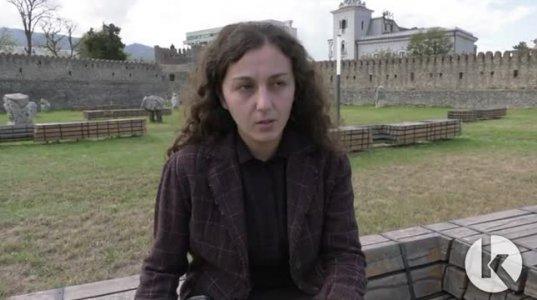 ქეთი ჩაფიაშვილი - პრეზიდენტის სტიპენდიანტი დედოფლისწყაროდან (ვიდეო)