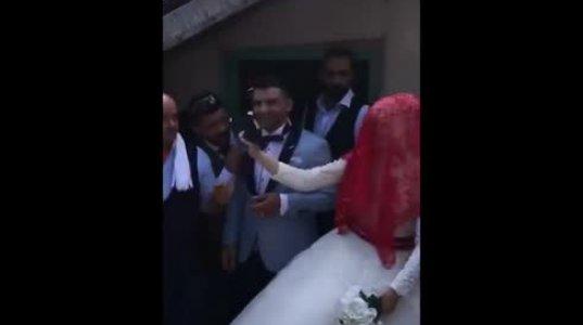 ქალთა ემანსიპაცია აღმოსავლეთში კადრები ქორწილიდან