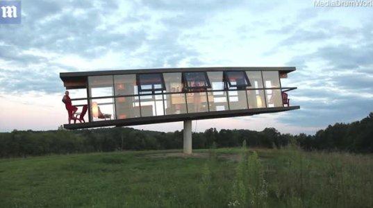 ეს კიდევ მოძრავი სახლია - ნახეთ როგორ გამოიყურება, დიზაინერების უახლესი შედევრი!