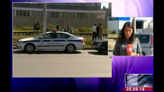 ყურსასმენებმა შეიწირა 20 წლის გოგო და დაღუპა მატარებლის მემანქანე