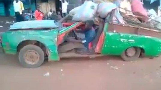 """აფრიკული """"სუპერავტომობილი"""""""