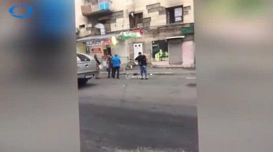 გათიშული ადამიანები თბილისის ქუჩებში - რა ხდება ვაგზლის ტერიტორიაზე