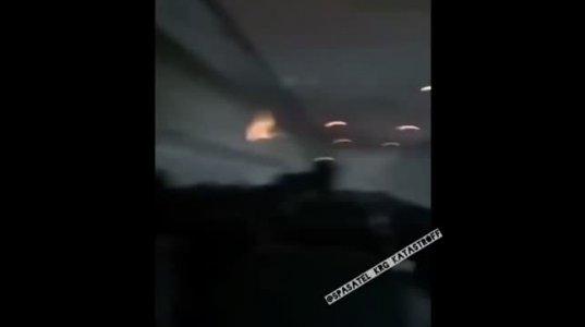 წამებით ადრე  boing 737-ის  ავიაკატასტროფამდე
