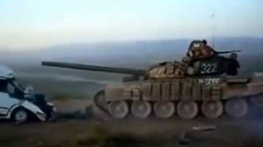 2008 წლის ომი და ვანდალიზმი