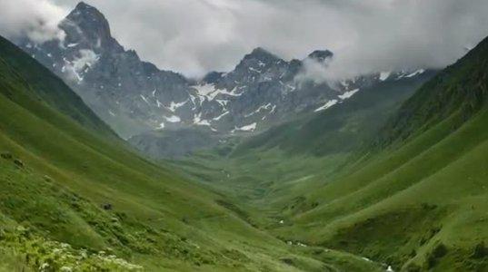 Georgia Trekking in the High Caucasus