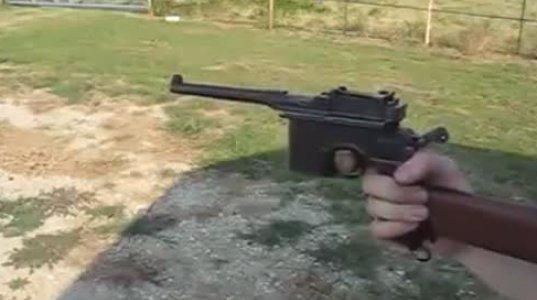 მაუზერი ორმაგი ბუდით, მოძველებული, მაგრამ უღალატო იარაღია