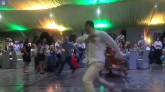 ილიკო სუხიშვილის მიერ შესრულებულმა ცეკვამ, ყველა აღაფრთოვანა