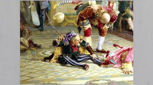 შემზარავი ქეიფები- მკვლელობა ყვავილებით და ნამცხვრები ლილიპუტებით...