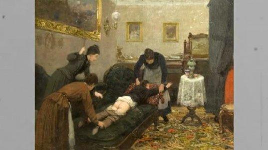 რატომ იყო ცნობილი რუსი მხატვრების ნახატების ნაწილი  აკრძალული