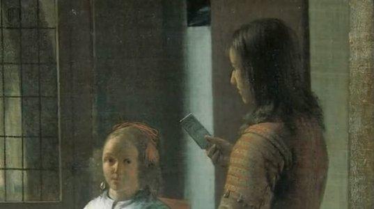 მეცხრამეტე საუკუნის ნახატებზე  აღმოჩენილი ძალიან უცნაური დეტალები