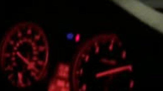260km/h-ავტობანზე