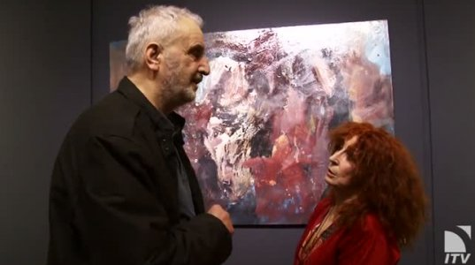 უშანგი ხუმა - დედოფლისწყაროელი მხატვრის გამოფენა და ალბომის პრეზენტაცია (ვიდეო)