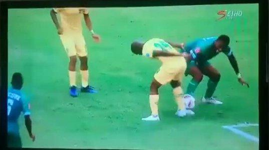 ყველაზე კურიოზული შემთხვევა აფრიკის ჩემპიონატში