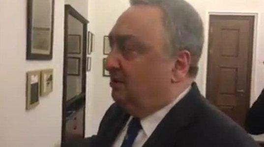 მე ბატონ ბიძინას არ დაუკარგავ იმ უდიდეს ღვაწლს.... ამ ფოტოს ჩარჩოში ჩავსვამ და ახალ კაბინეტში წავიღებ  - კვაჭანტირაძე