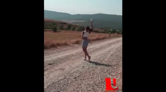 ქართველი გოგოს ლამაზი ცეკვა ინტერნეტ-სივრცეს იპყრობს