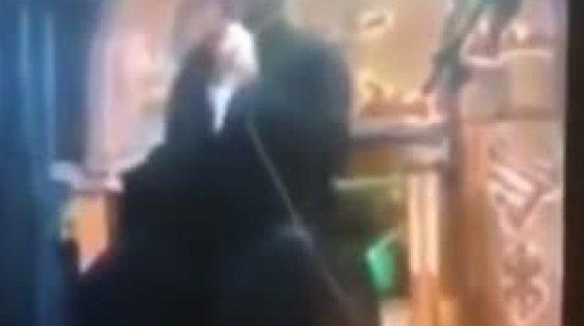 """მუსლიმმა სასულიერო პირმა """"გაჭედა"""". ზესახალისო ვიდეო განწყობისათვის"""