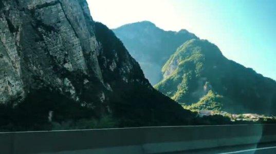 ყველაზე ლამაზი გზა მსოფლიოში. მანქანით ჩამოსული  რუსი ტურისტების თვალით დანახული საქართველო