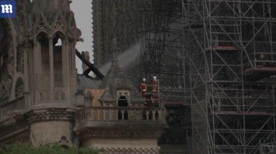 ასე განადგურდა საუკუნოვანი ისტორია - პარიზის ღვთისმშობლის ტაძარი