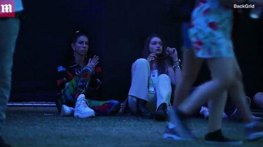 """""""ბომჟებივით ზიან ვარსკვლავები at Coachella ფესტივალზე"""