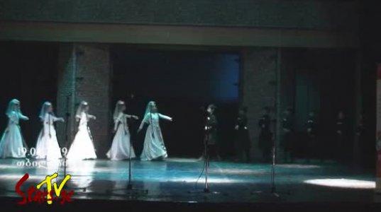 """ფესტივალი """"ნიჭი-ერი"""" - ქართული სულის ზეიმი"""