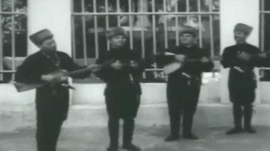 მალიკა - ჩეჩნური სიმღერა