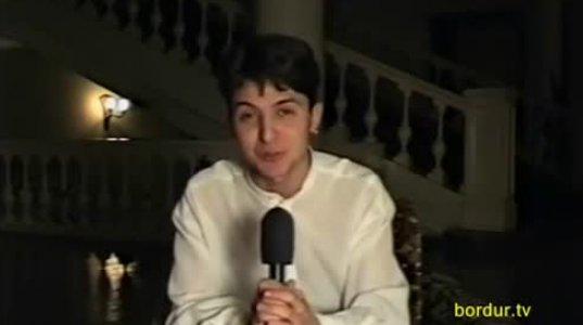 """""""სალამი 90-იანი წლებიდან""""-ახალგაზრდა ვლადიმერ ზელენსკის ვიდეომ ინტერნეტი დაიპყრო"""
