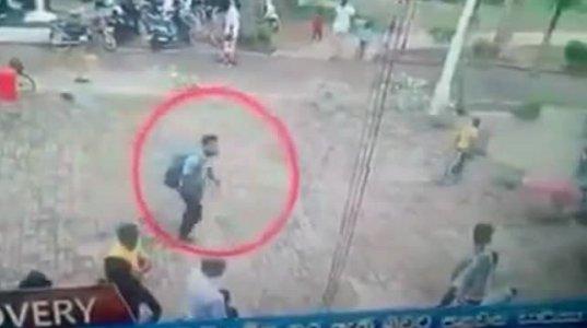 ტერორისტი,რომელმაც შრი-ლანკაში აღდგომის დღესასწაულზე ეკლესიაში აფეთქება განახორციელა