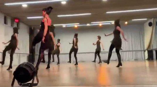 ილიკო სუხიშვილის მიერ შექმნილი ახალი ქართული ცეკვა