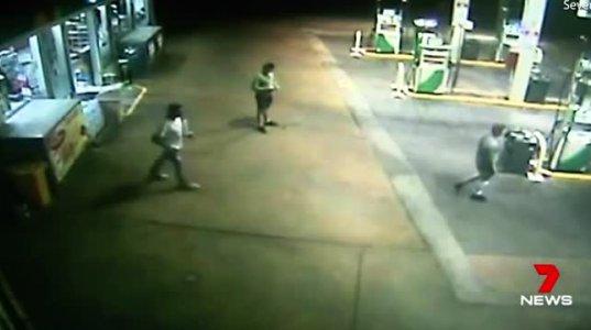ვიდეო კამერამ მკვლელობა დააფიქსირა ჩინეთში