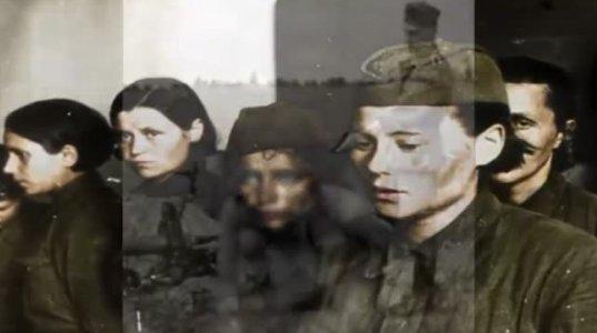 ვერმახტის ციხე და საბჭოთა ტყვე ქალები