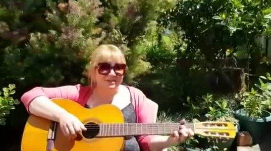 ლელა კაკულიას თბილი და მუსიკალური დღე ურეკში