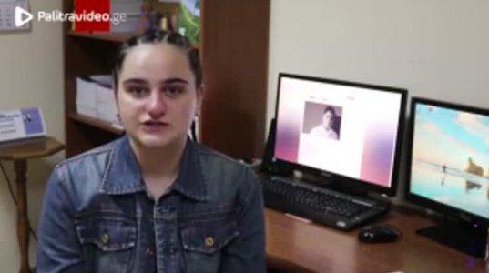"""""""დაუცველად ვგრძნობ თავს მის გარეშე..."""" - დათუნა სარალიძის დის პირველი ვიდეომიმართვა"""