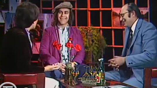 უნიკალური ჩანაწერი-საბჭოთა ტელევიზიის ინტერვიუ ელტონ ჯონთან(1979 წელი)